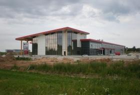 AS Agriland äri- ja tootmishoone ehitus