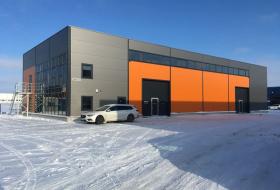 Ehitustööde juhtimine tootmishoone ehitusel