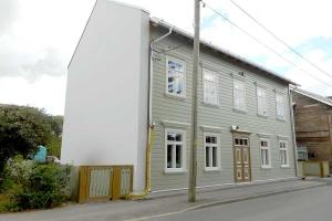 Kortermaja rekonstrueerimine - Filosoofi 9, Tartu