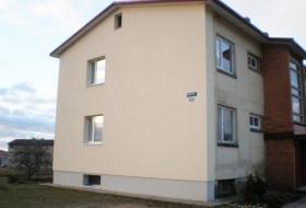 Kortermaja fassaadi- ja katusetööd