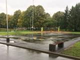 Mänguväljaku paigaldamine Tallinna Õismäe Vene Lütseumile