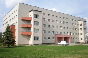 SA Jõgeva Haigla fassaadi ehitus