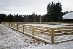 Tsura talu ehitustööd