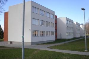Viljandi Ühendatud Kutsekeskkooli Õpilaskodude ehitus